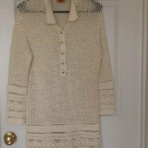 Tori Burch sweater